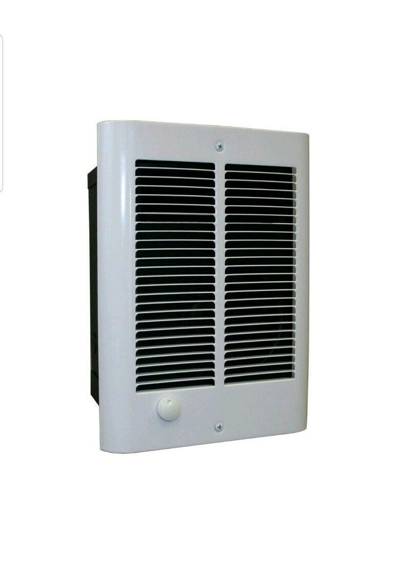Fahrenheat FFC2048 Small Room 2000W 240V Wall Heater White
