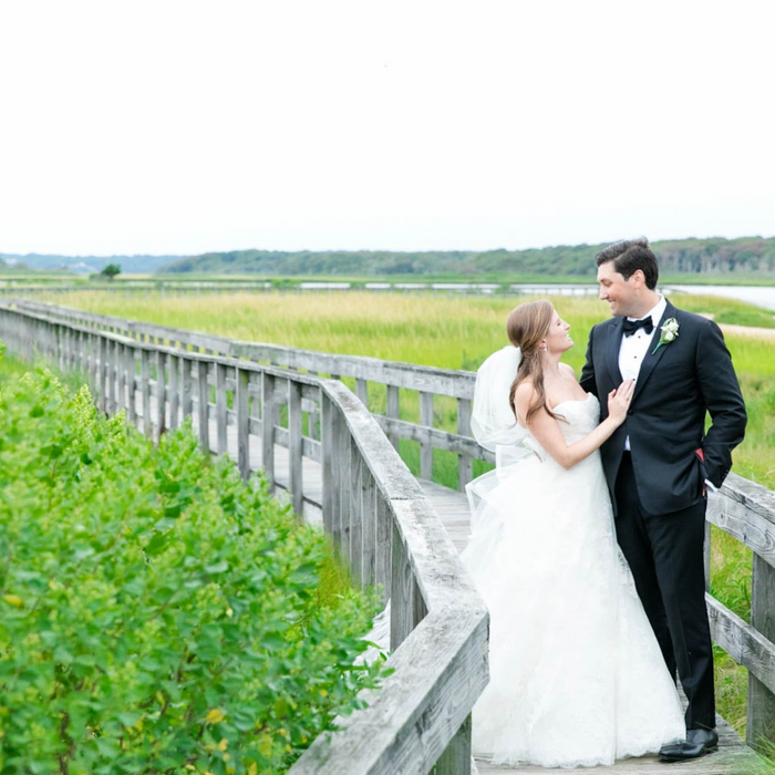 An Elegant Coastal Wedding