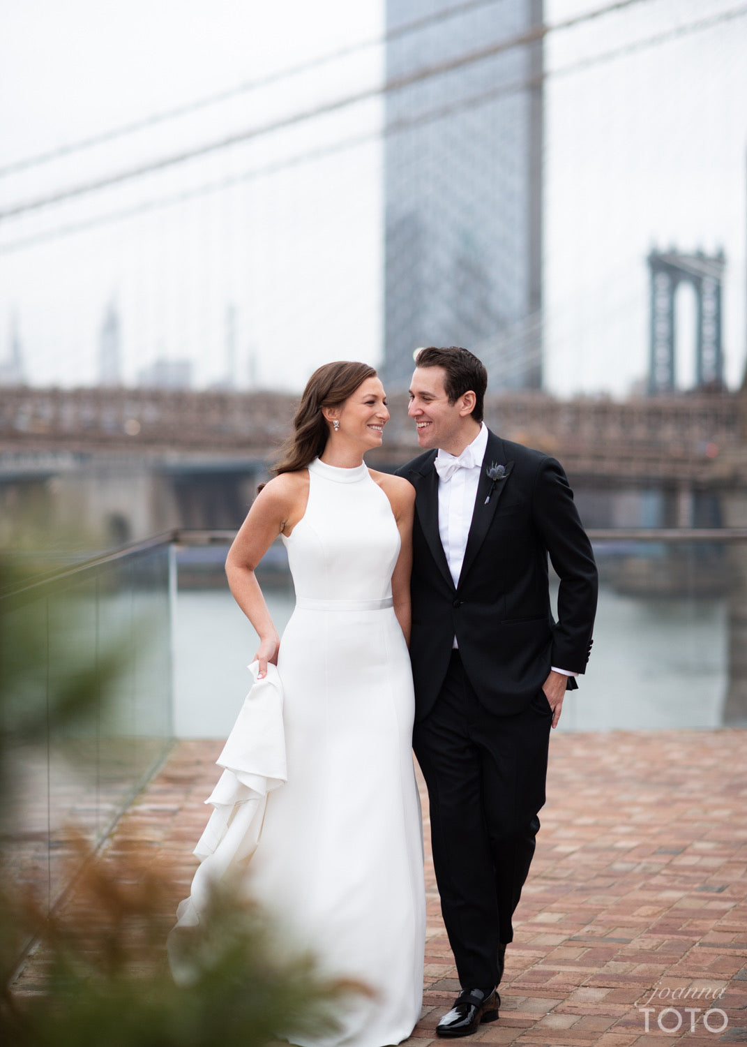 A Fun-Filled NYC Wedding