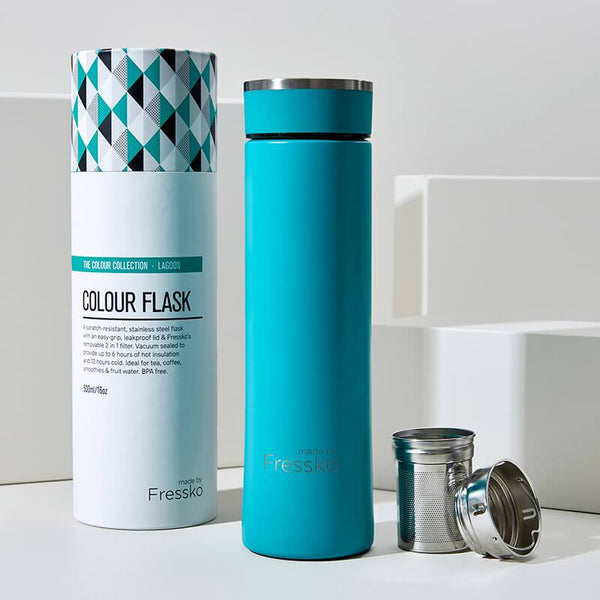 Insulated Stainless Steel - Lagoon