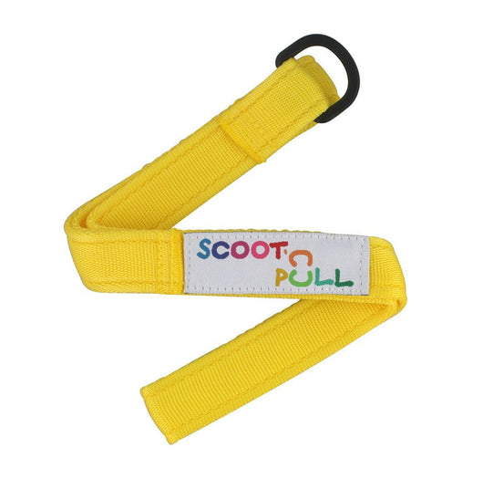 Scoot 'n Pull Jaune