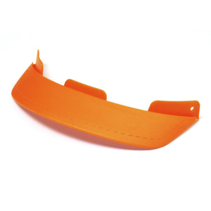 Nutcase Visor Orange