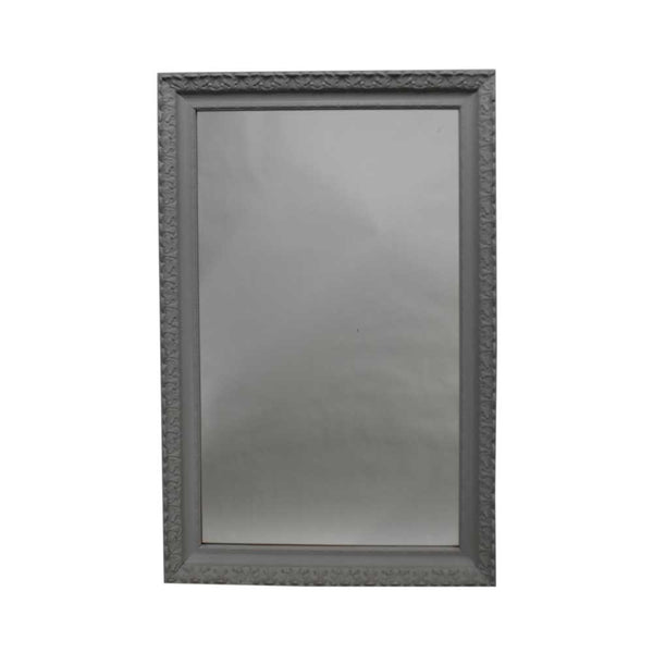 Châtelet Large Rectangle Mirror with Grey Frame