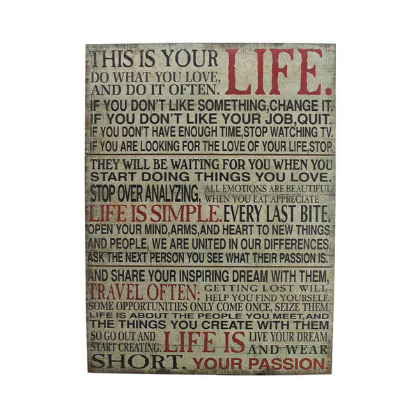 Châtelet This is Your Life Print
