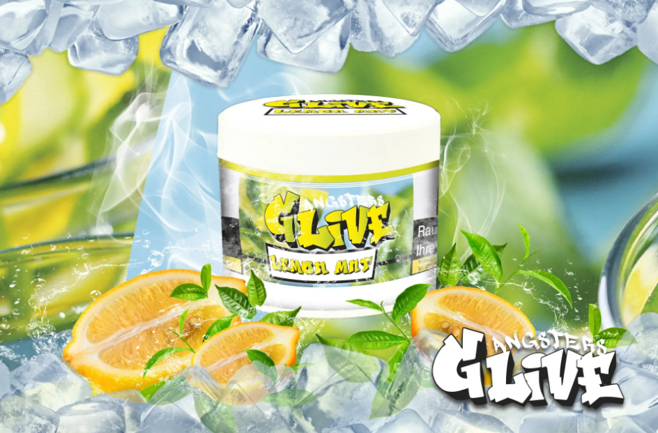 G-LIVE Tabak Lemon Mint