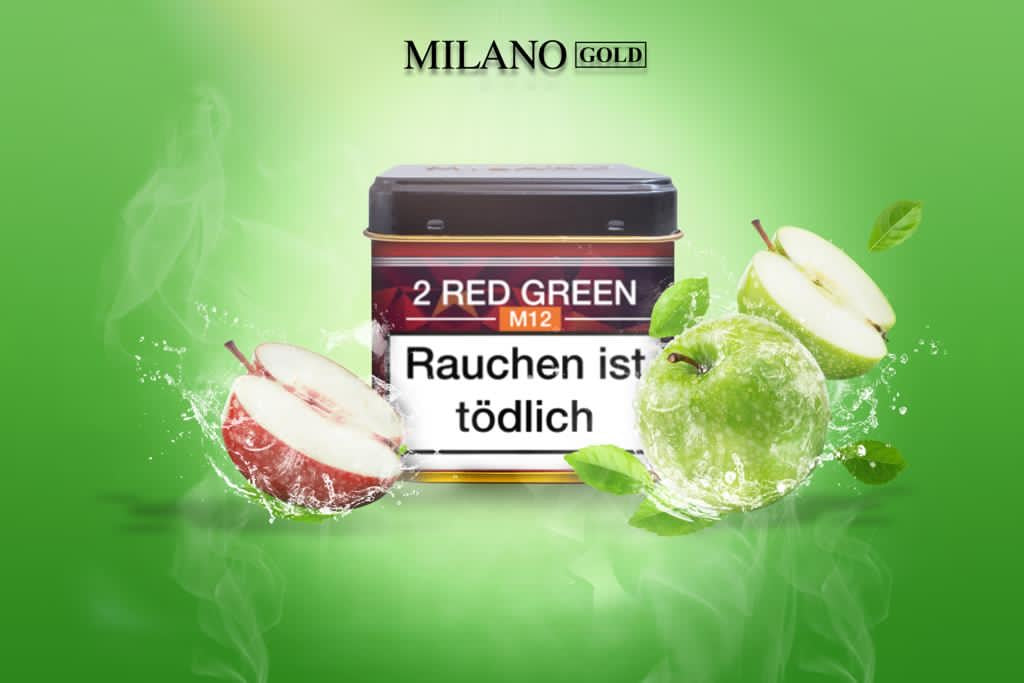 M12 Milano 2 Red Green