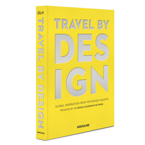Livre Travel by Design