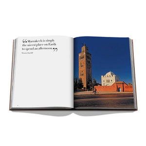 Livre Marrakech Flair