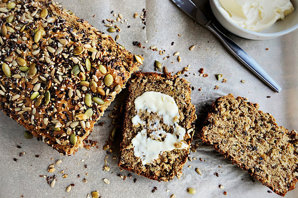 Seeded Whole Grain Quick Bread – included in the Acme Whole Grain Bakery Box