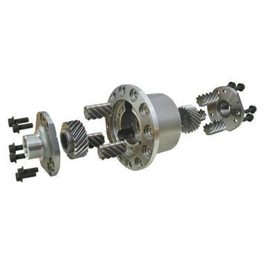 Detroit Locker Dana 30 27 Spline 3.73 Up Front TrueTrac