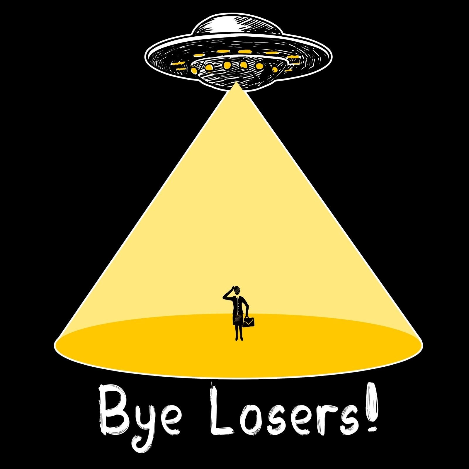 Bye Losers - Bastard Graphics