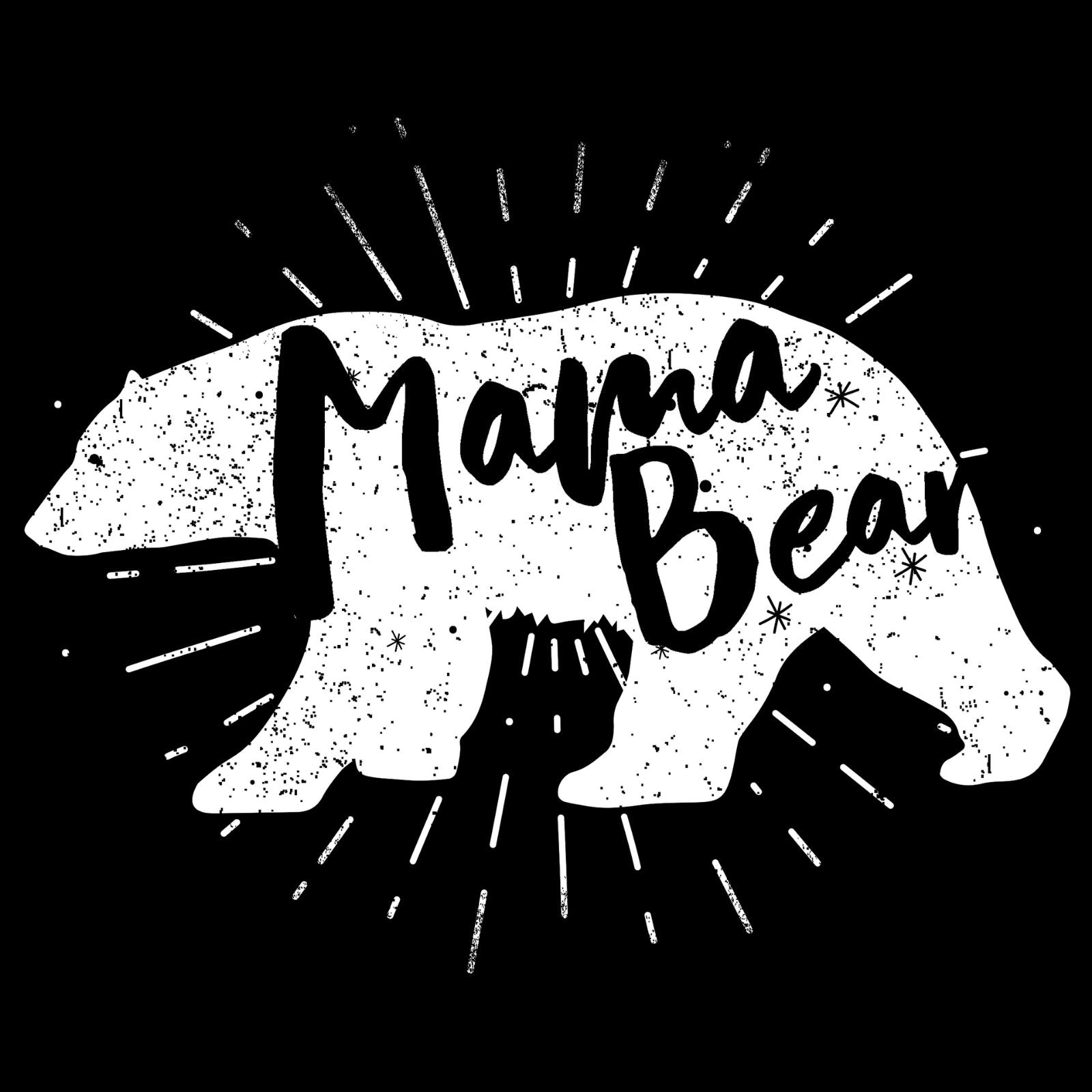 Mama Bear - Bastard Graphics