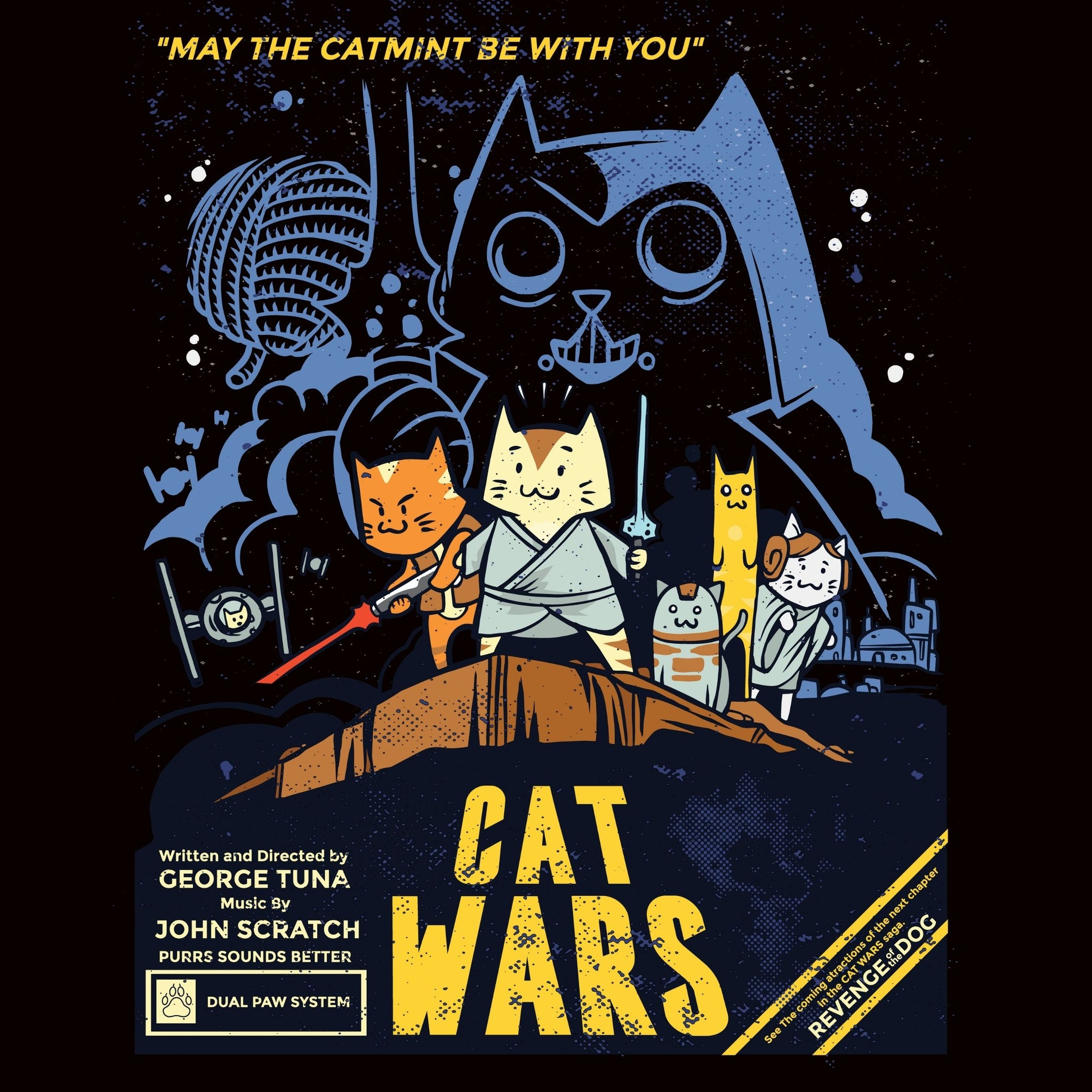 Cat Wars - Bastard Graphics