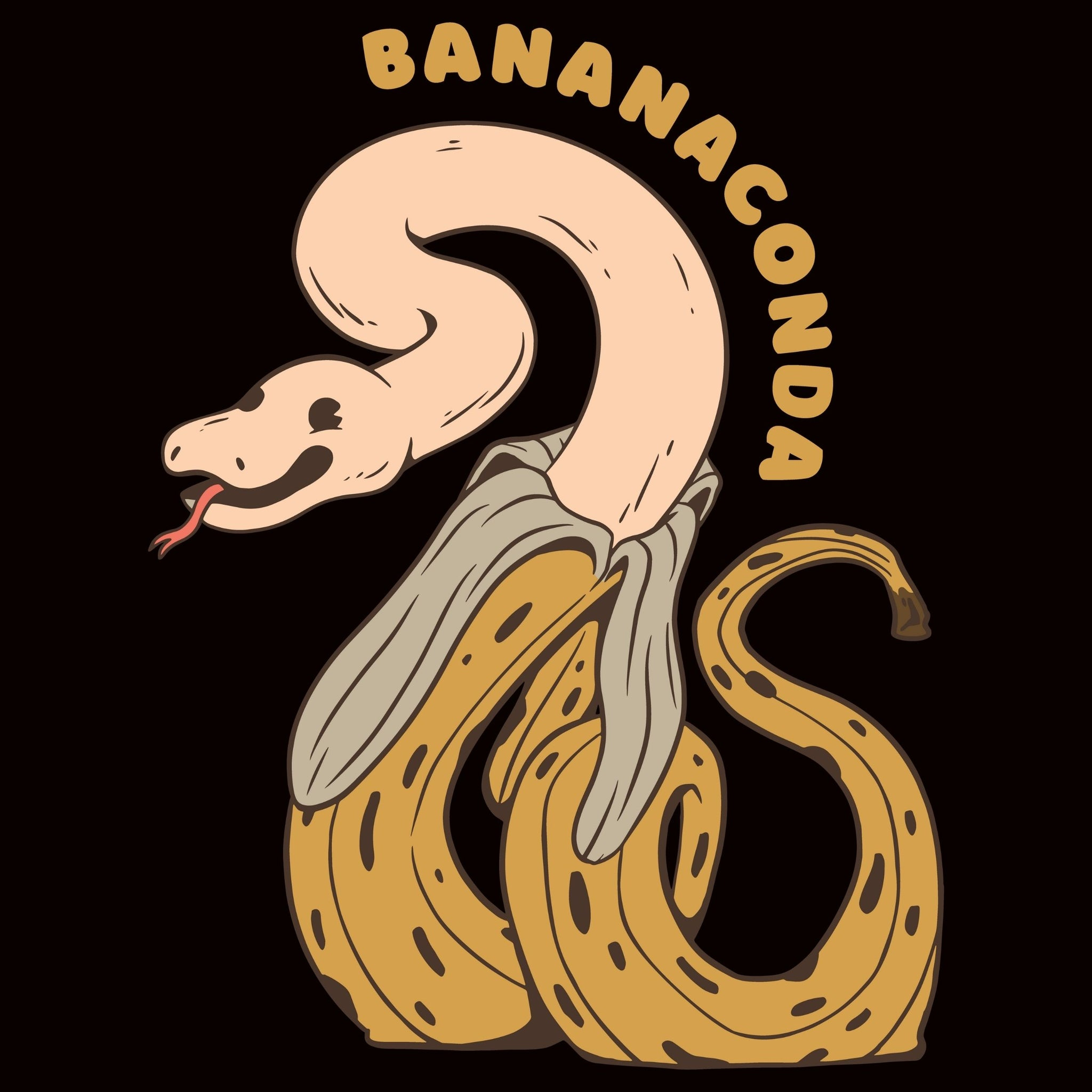 Bananaconda - Bastard Graphics