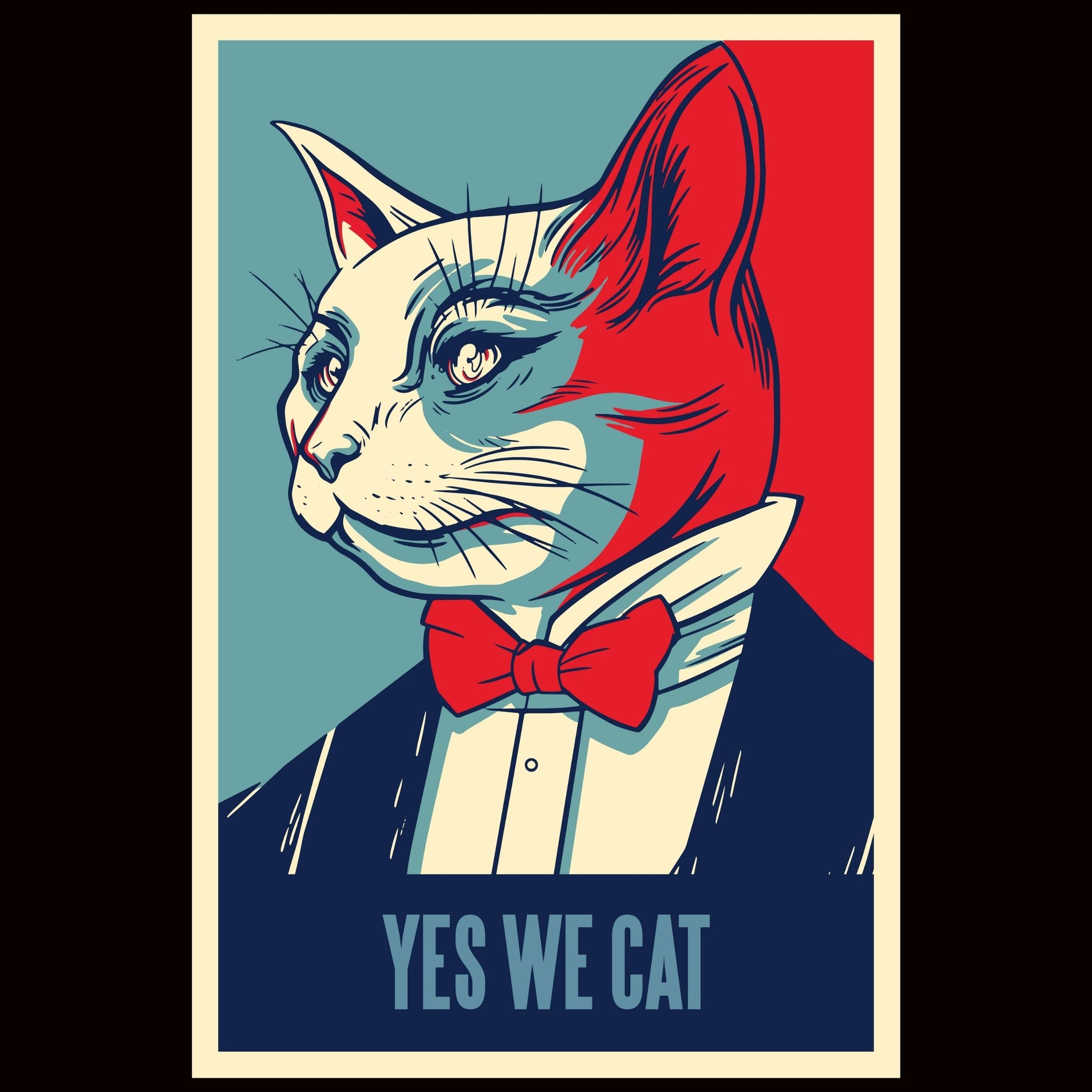 Yes We Cat - Bastard Graphics