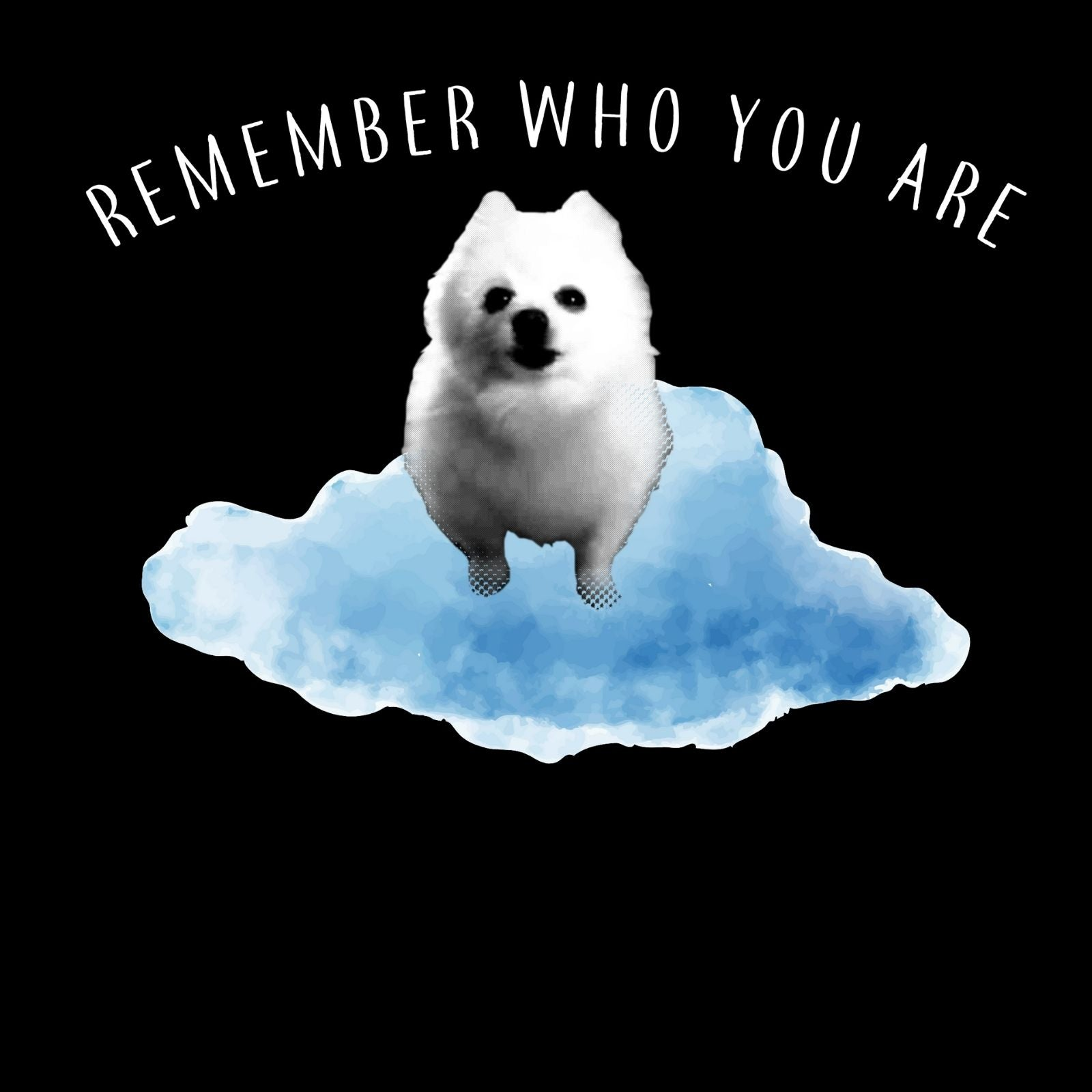 Remember Who You Are - Bastard Graphics