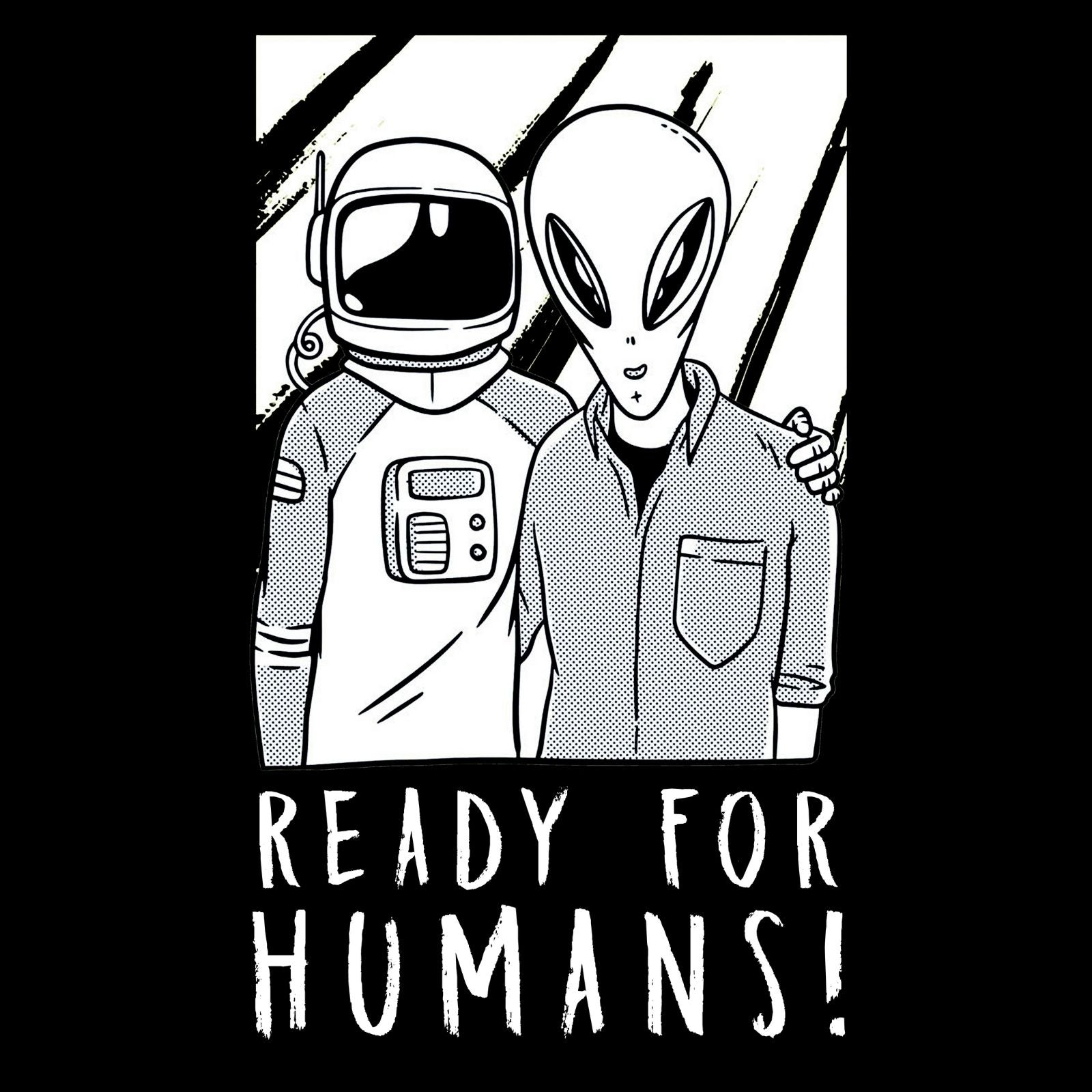 Ready For Humans - Bastard Graphics