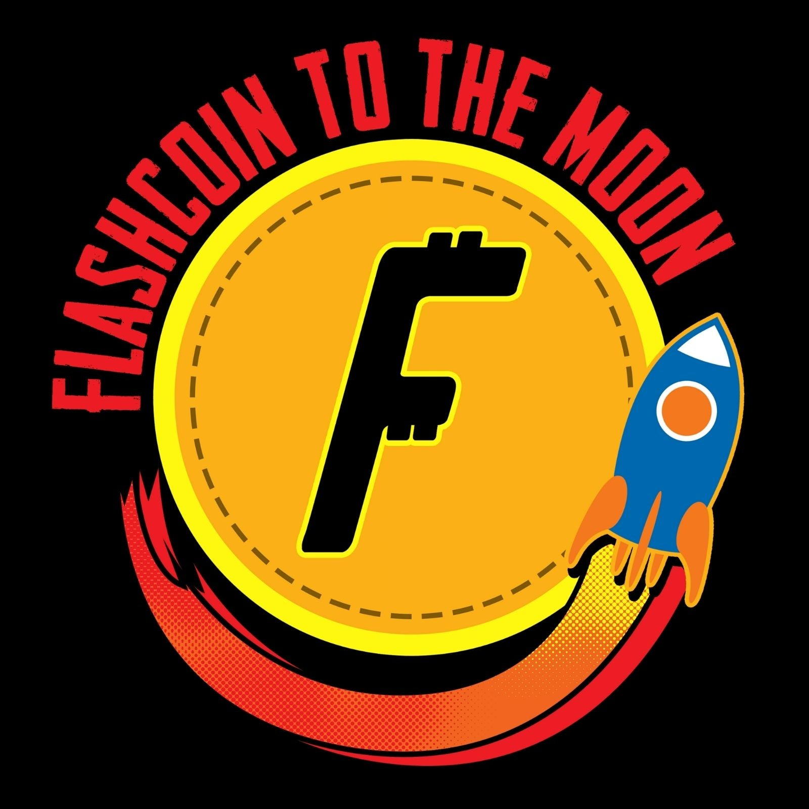 Flashcoin To The Moon 2 - Bastard Graphics