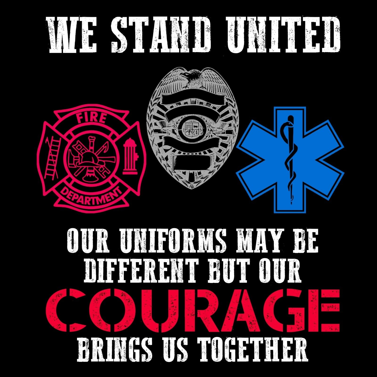 We Stand United 3 - Bastard Graphics