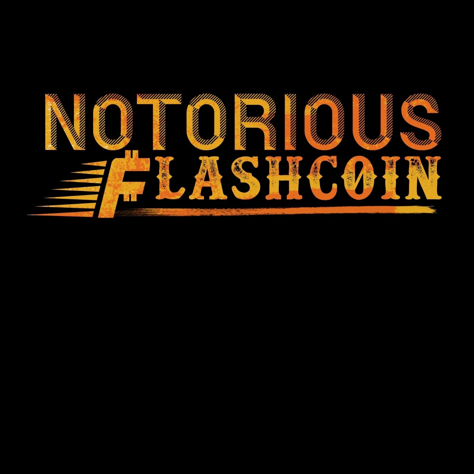 Notorious Flashcoin - Bastard Graphics