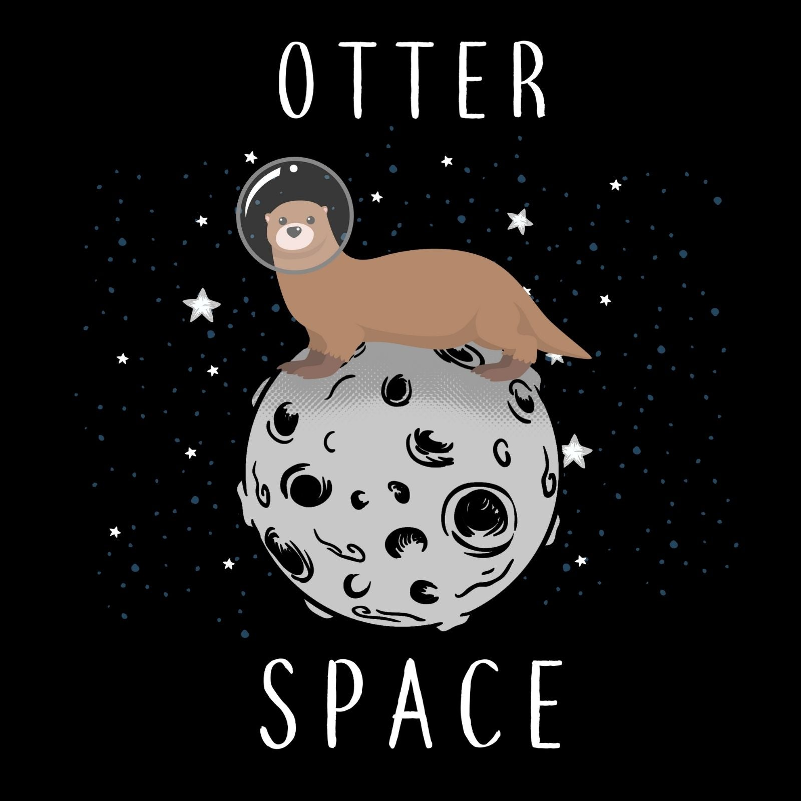 Otter Space - Bastard Graphics