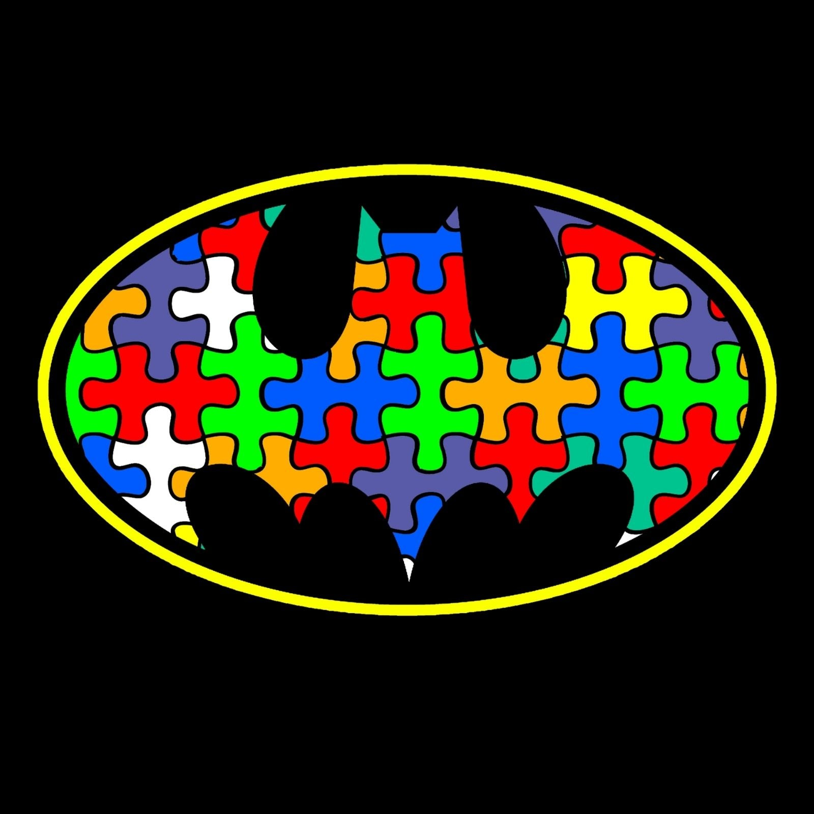 Batman Autism - Bastard Graphics