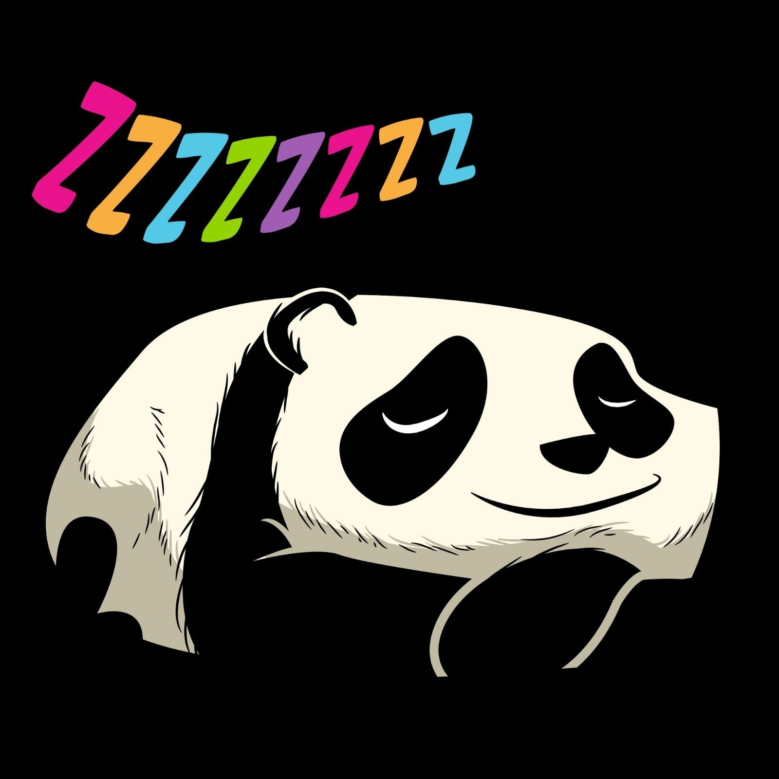 Sleepy Panda - Bastard Graphics