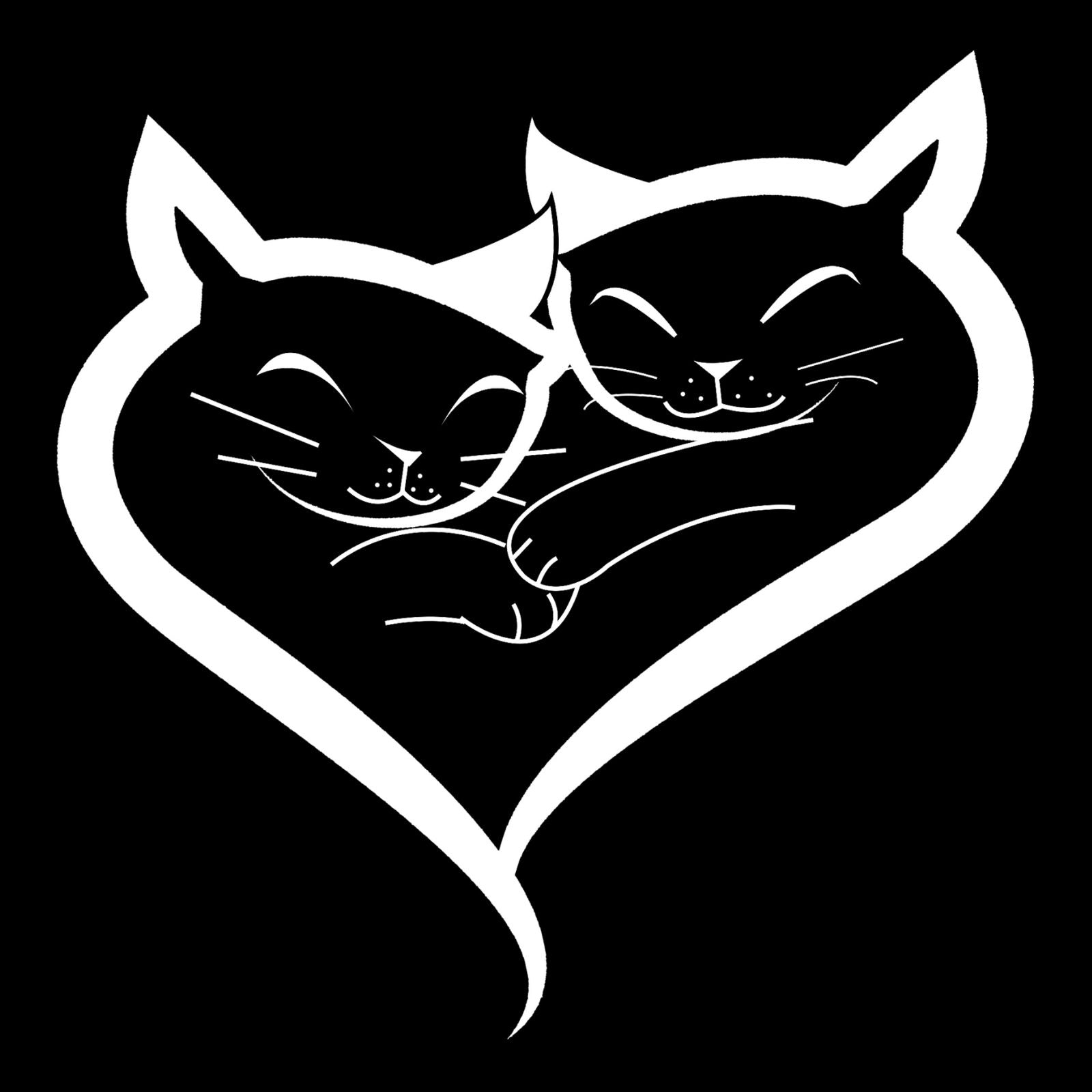 Cat Heart - Bastard Graphics