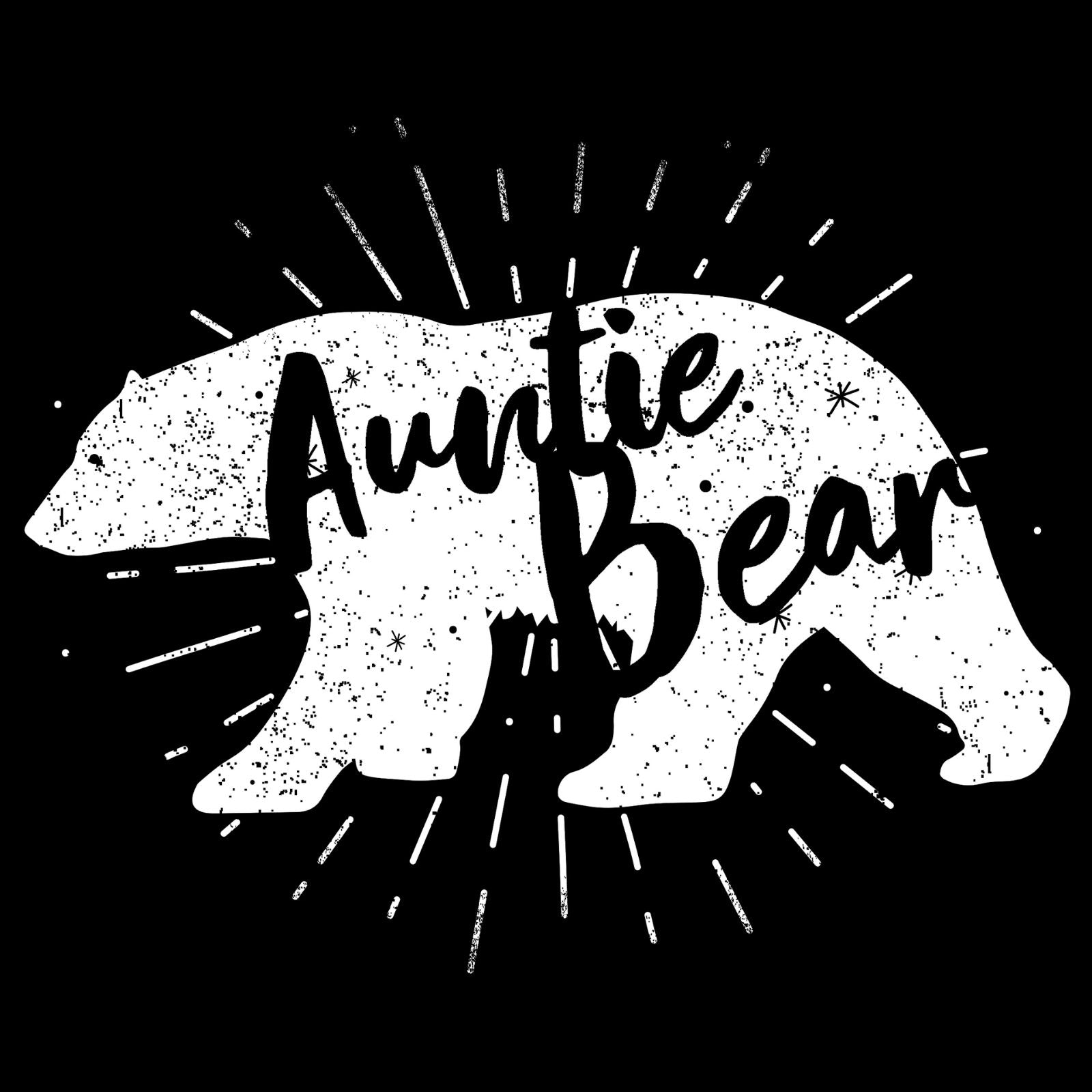 Auntie Bear - Bastard Graphics