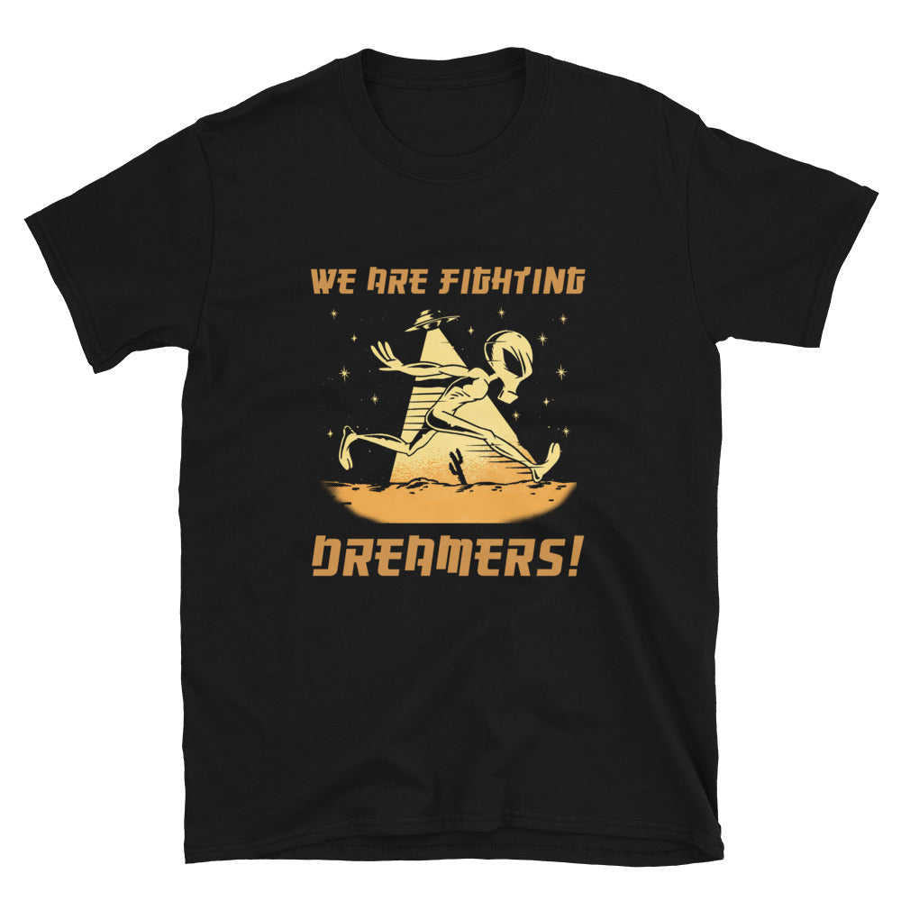 We Are Fighting Dreamers - Bastard Graphics