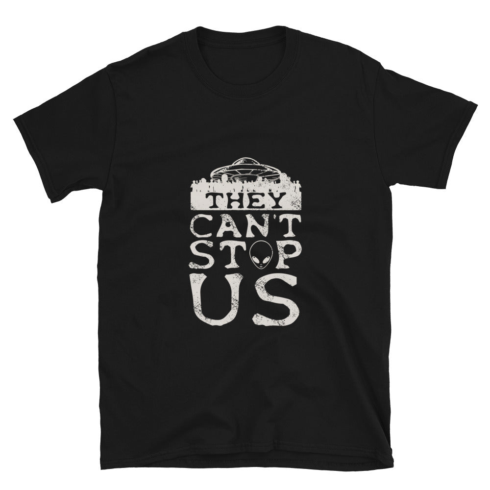 They Can't Stop Us - Bastard Graphics