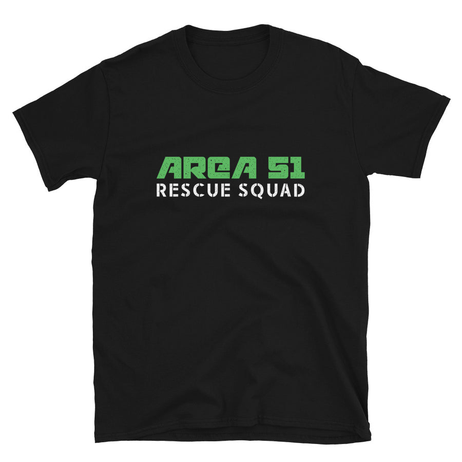 Area 51 Rescue Squad - Bastard Graphics