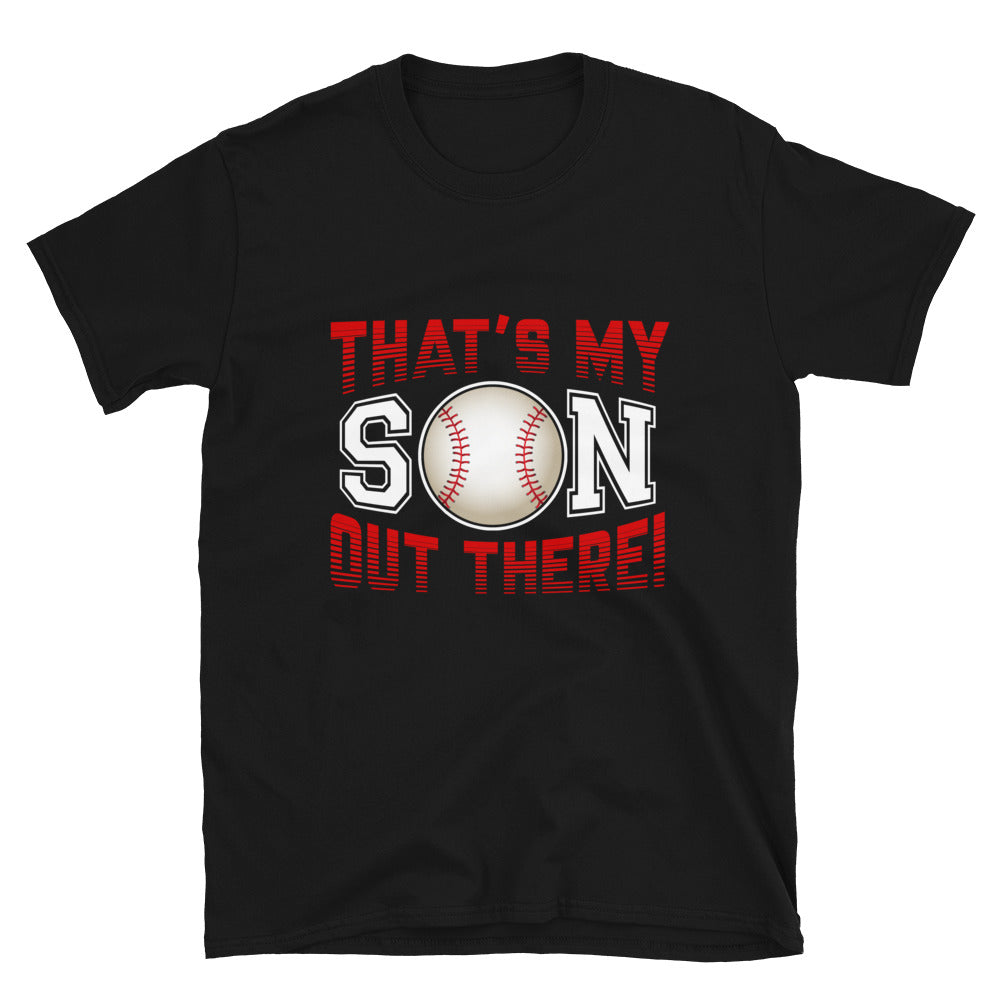 That's My Son Out There! - Bastard Graphics