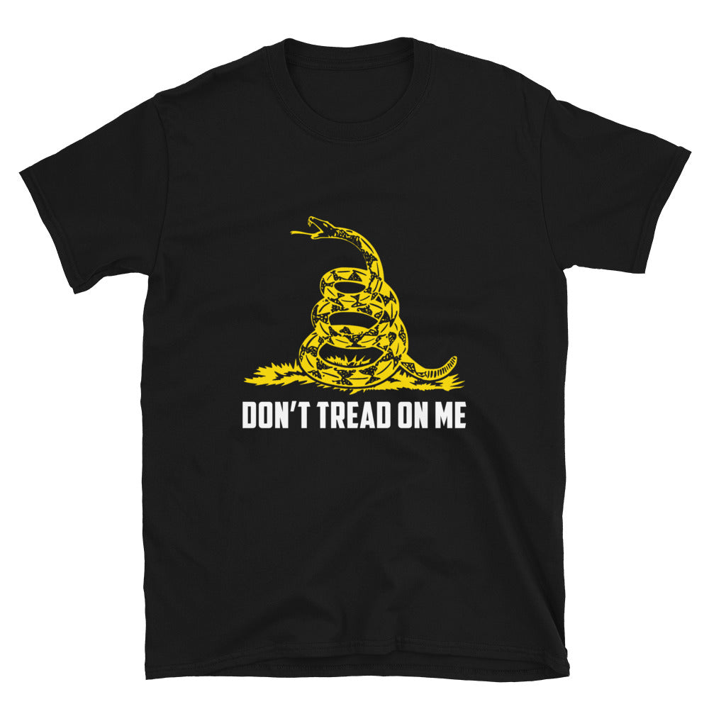Don't Tread On Me - Bastard Graphics