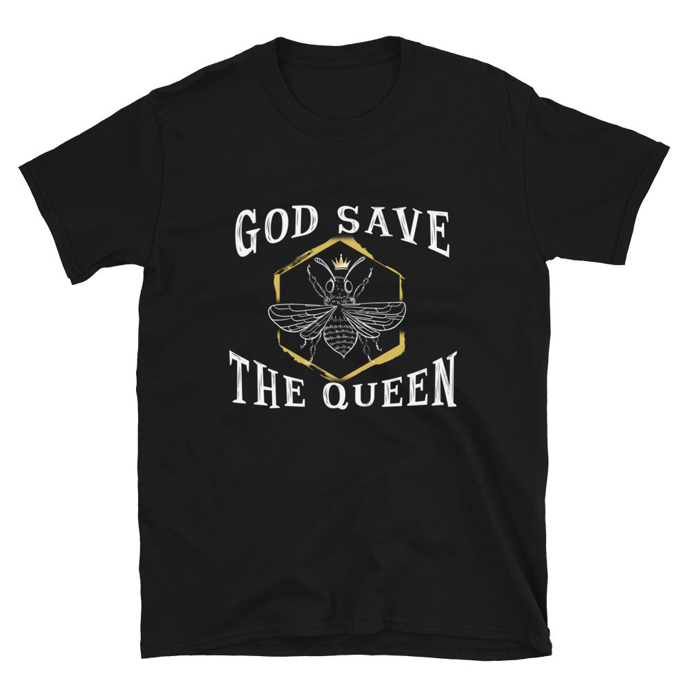 God Save The Queen - Bastard Graphics