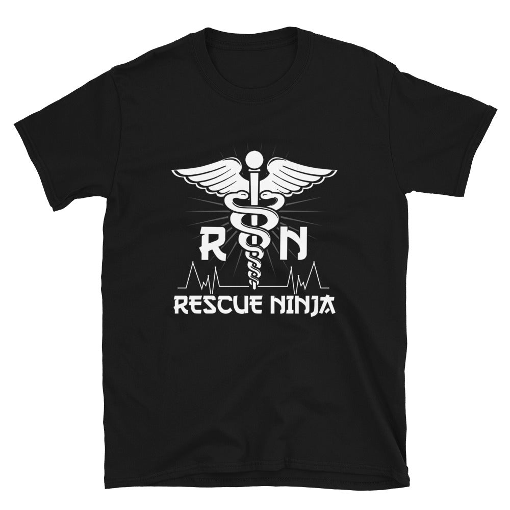 Rescue Ninja - Bastard Graphics