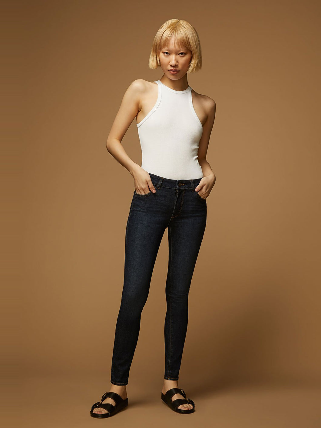 DL1961 Florence Skinny Mid Rise - Bennet Women's