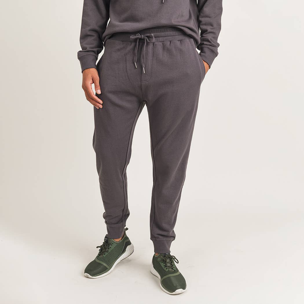 Cotton Terry Essential Joggers