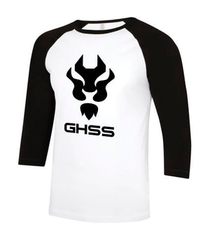 GHSS 3/4 Sleeve Mens Tee