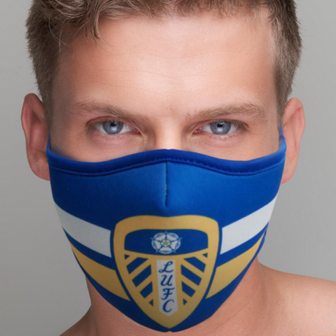 LEEDS UNITED FaceMask High Quality