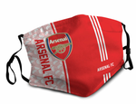 AFC Gunners Face Mask High Quality
