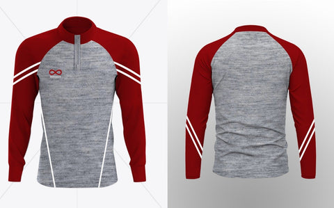 GAA Half Zip High Quality Custom Logo available