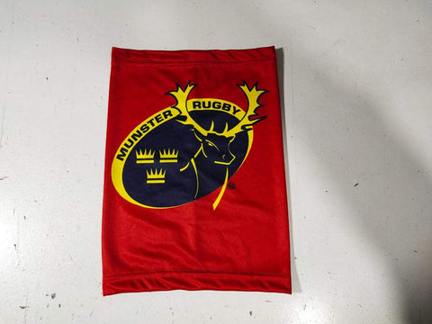 Munster Rugby Snoods Facecovers Scarf High Quality Black