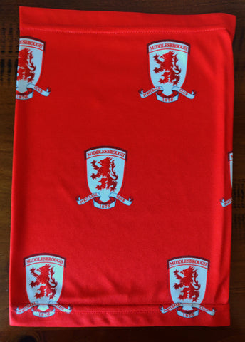 Middlesbrough Snoods Facecovers Scarf High Quality