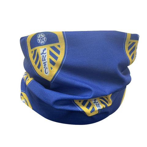 LEEDS UNITED Snoods Facecovers Scarf High Quality