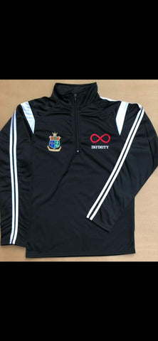St Josephs Half Zip High Quality