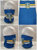 "LEEDS UNITED Snoods ""BACK WHERE WE BELONG"" Facecovers Scarf High Quality"