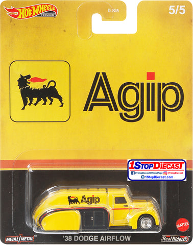 Hot Wheels Pop Culture 38 Dodge Airflow Agip