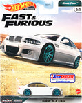 Hot Wheels Fast & Furious Euro Fast BMW M3 E46