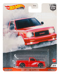 Hot Wheels Car Culture 1991 GMC Syclone in Red